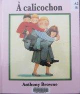 Anthony Browne, mise en réseau (A Calicochon, le Tunnel, Dans la forêtprofonde.)